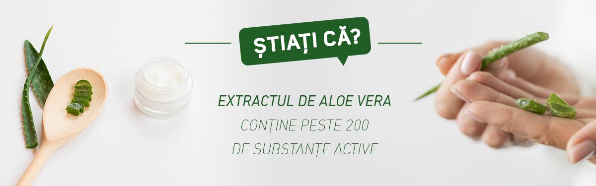 Extract de Aloe Vera
